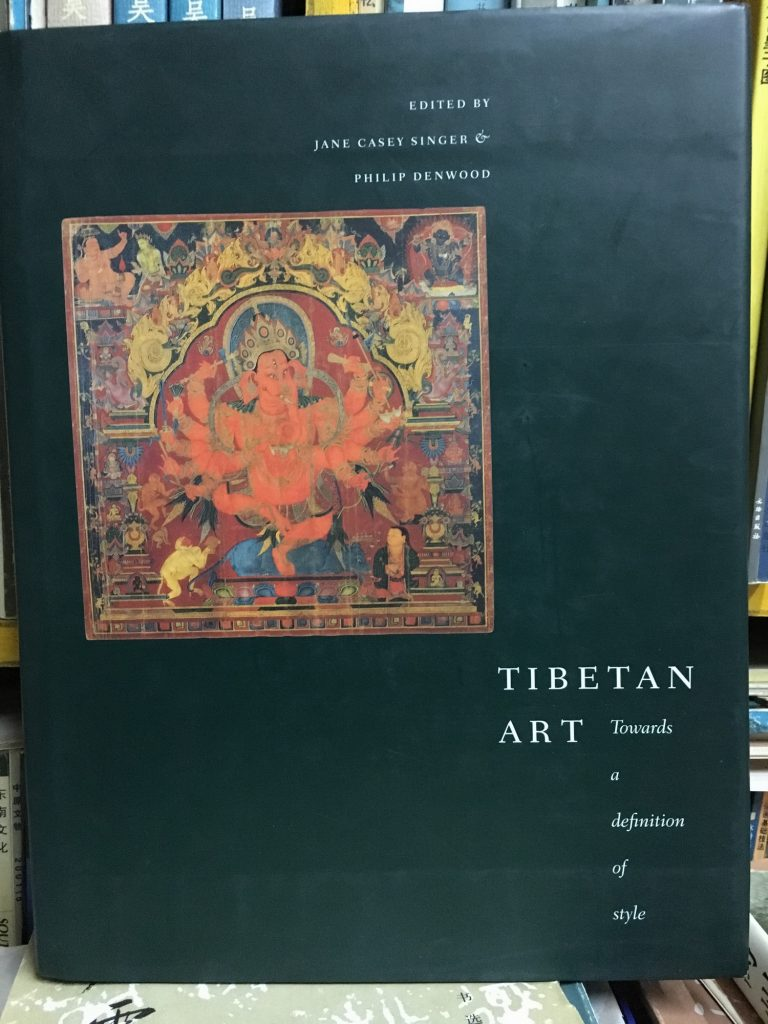 Tibetan Art towards a definition of style