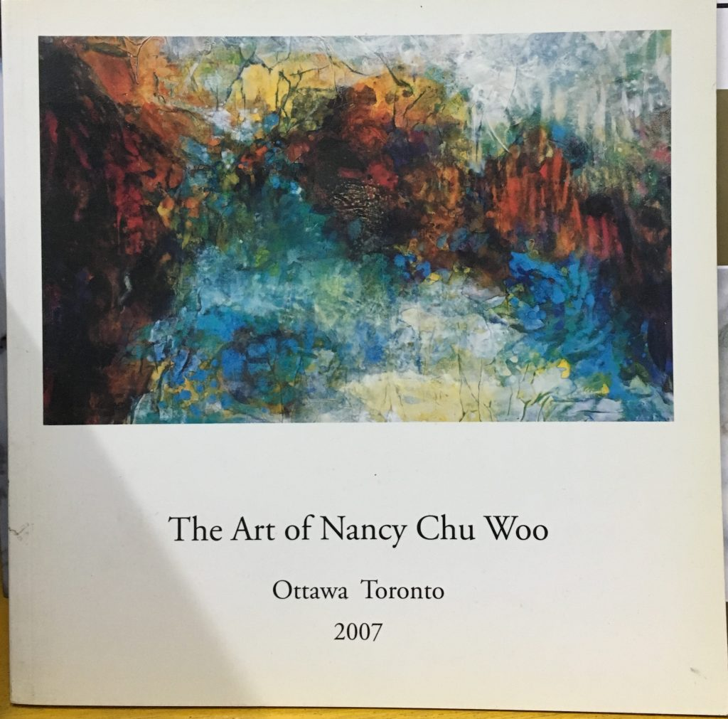 朱楚珠The-art-of-Nancy-Chu-Woo