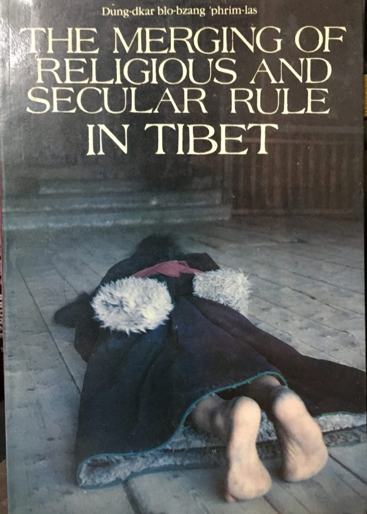 The merging of religious and secular rule in Tibet